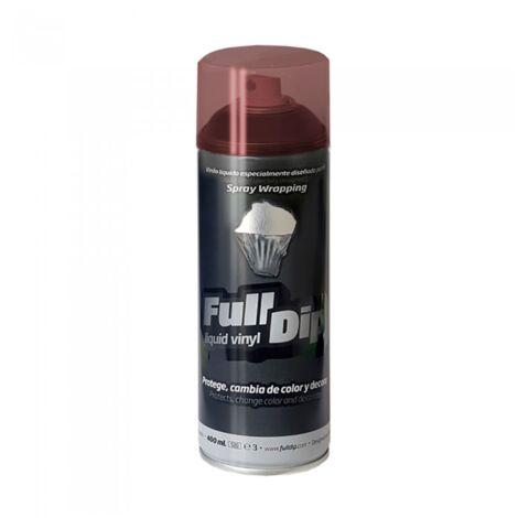 Spray Full Dip Color Ahumado Vinilo Líquido 400 mL
