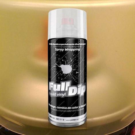 Spray Full Dip Couleur Fumé Vinyle Liquide 400 mL
