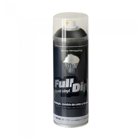 SPRAY FULL DIP METALIZADOS 400 ML