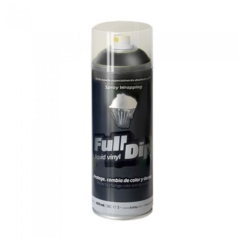 SPRAY FULL DIP METALIZADOS 400 ML