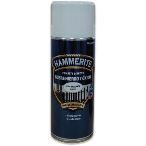 """main image of """"Spray pintura esmalte directo liso 400ml Hammerite"""""""