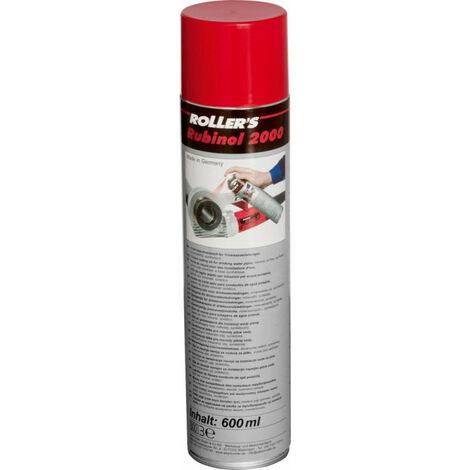 Spray Huile de coupe Rubinol Roller Spraydose a 600 ml