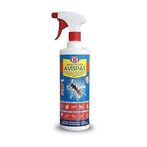 Spray insecticida TANZIL 1L contra insectos voladores y rastreros