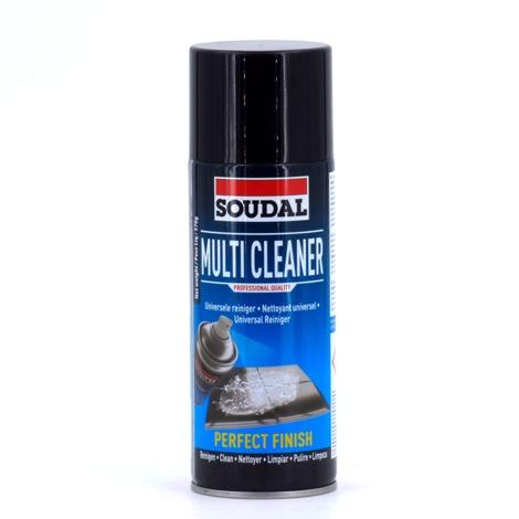 Spray limpiador en espuma 400 ml Soudal