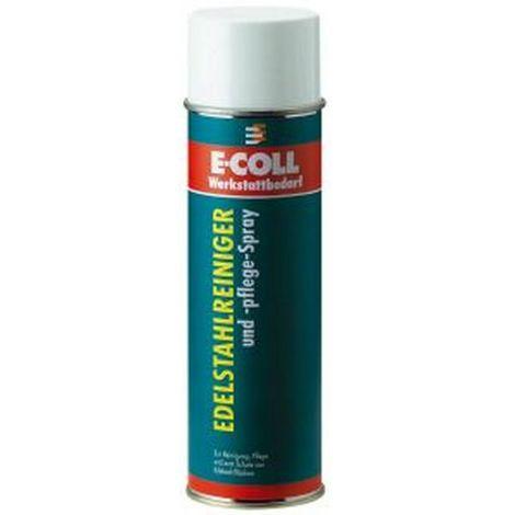 Spray Limpiador para la conservación del acero fi no 400ml