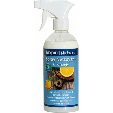 Spray nettoyant à l'orange 0,5 L - Prêt à l'emploi