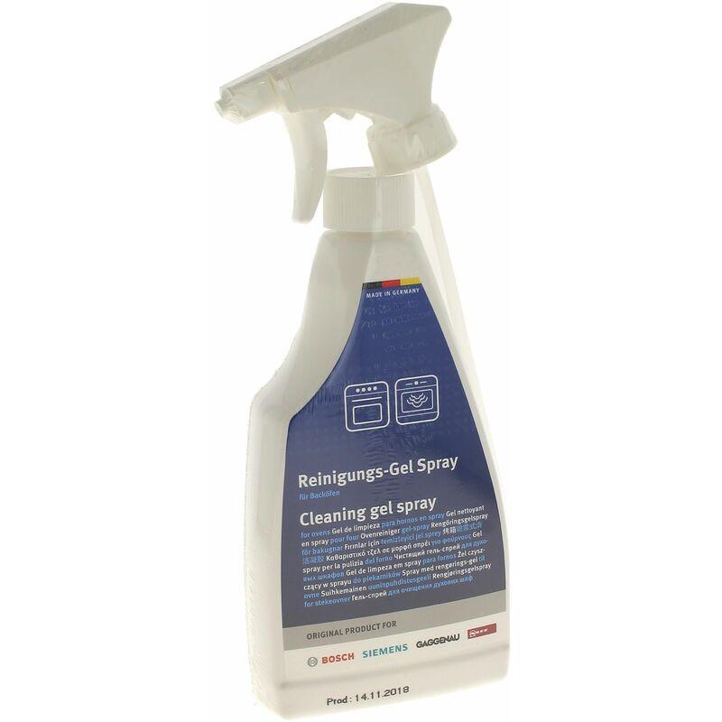 Spray nettoyant four pour Four