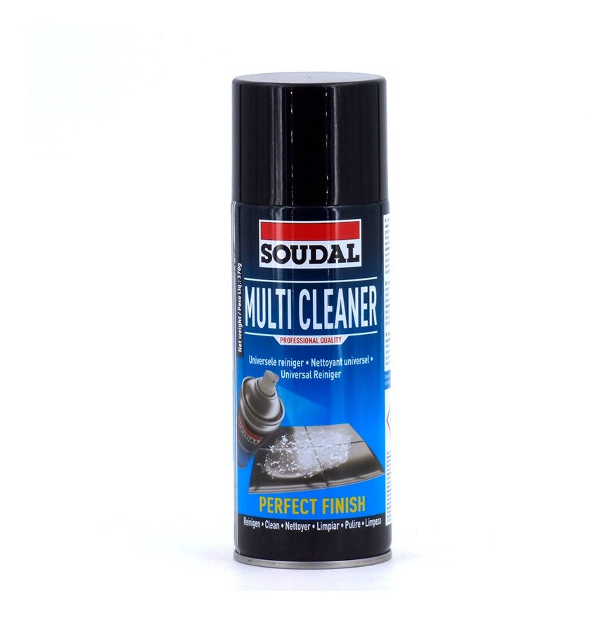 Spray nettoyant mousse 400 ml - Soudal
