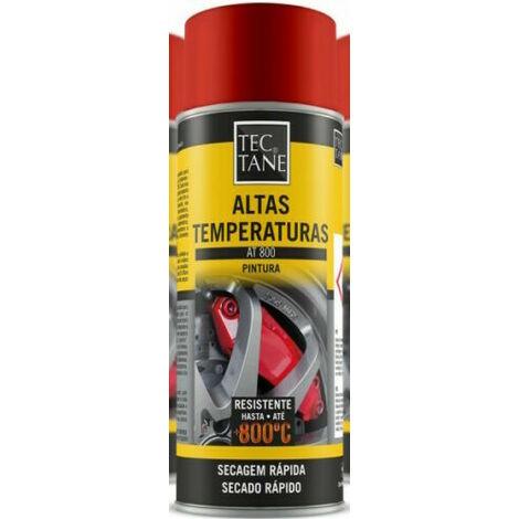 spray pintura anticalorica 800º c rojo 400ml