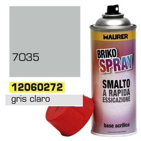 Spray Pintura Gris Claro 400 ml.