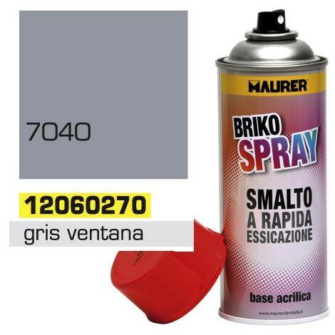 Spray Pintura Gris Ventana 400 ml.