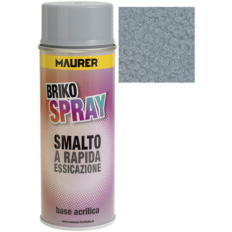 Spray Pintura Matele Plata 400 ml.