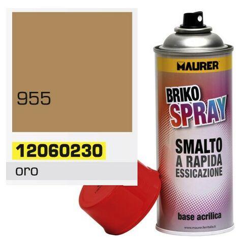 Spray Pintura Oro 400 ml.