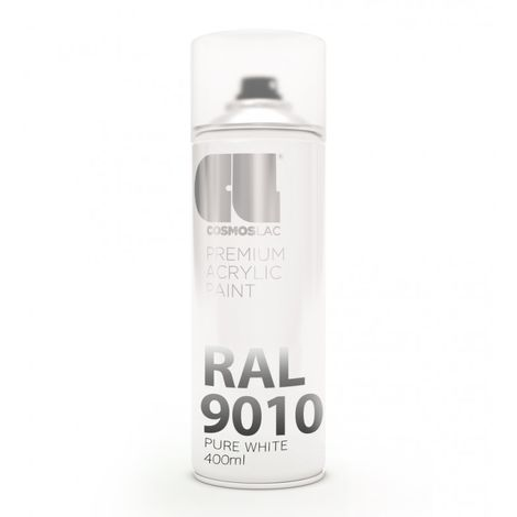 SPRAY PREMIUM ACRYLIC BRILLANTE RAL 400 ML