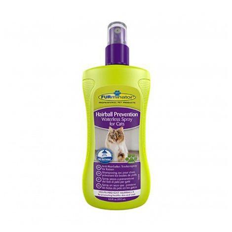 Spray prevención bolas de pelo gatos FURminator 251 ml