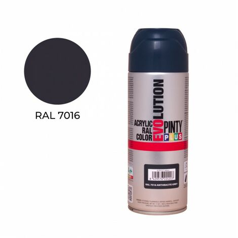 SPRAY RAL 7016 GRIS ANTHRACITE 400ML