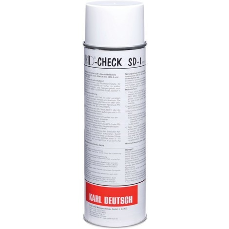 Spray révélateur humidité 500ml KD-Check SD-1 (Par 12)