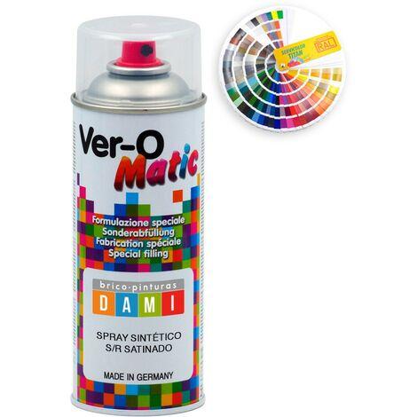 Spray Satin Carte RAL 400 ML