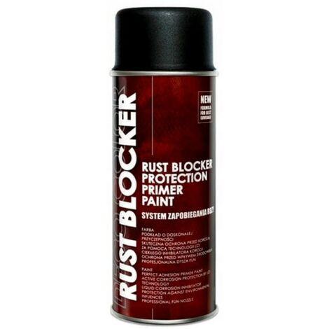 Spray vernis antirouille pour corrosion ral 7035 g