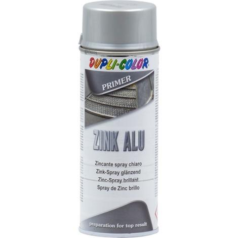 Spray Zinc Brillant 400 mL Professionnel