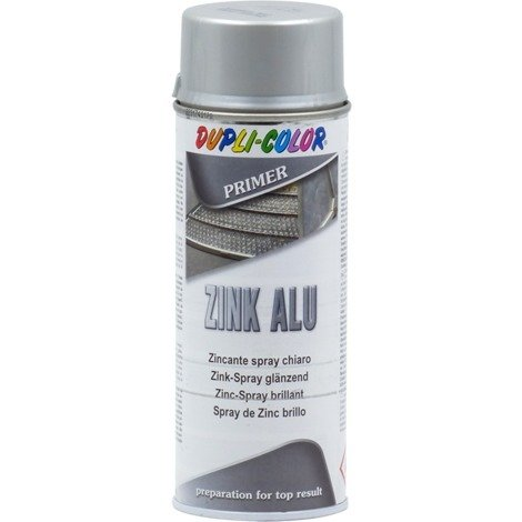 Spray Zinc Brillo 400 mL Professional