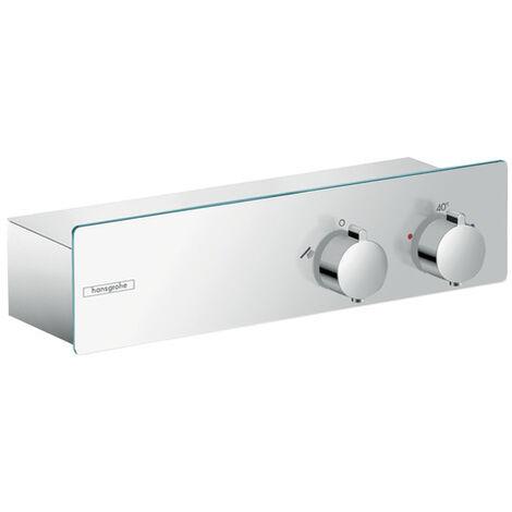 Sprchový termostat 350, bílá/chrom