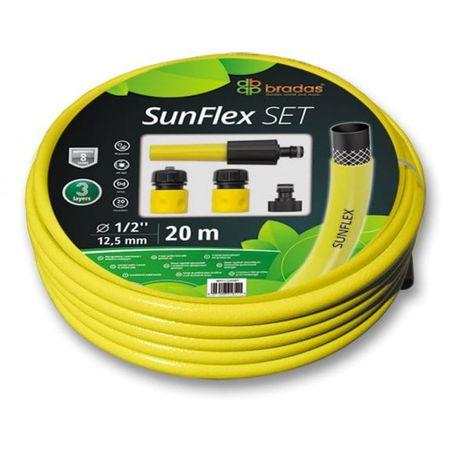 Sprinkler kit 3/4 hose 20m quick coupler