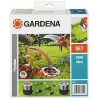 Sprinklersystem Start-Set für Garten-Pipeline   8255-20