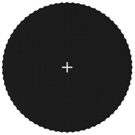 Sprungtuch Schwarz fur 3,96 m/13 Fu? Runde Trampoline