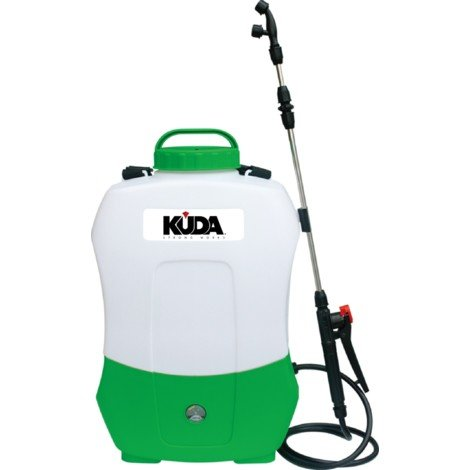 Spruzzatore su carriola KUDA a batteria XF16M11,12v, 16litri