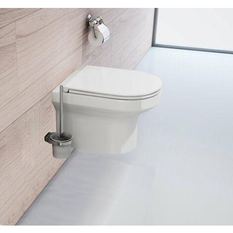 Spülrandloses Wand-WC inkl. Soft-Close Sitz WHR-6060