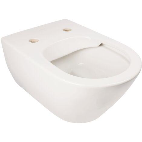 Spülrandloses Wand-WC Subway 2.0 I Spülrandlos | Hänge-WC I Hängetoilette I weiß I 5614R001