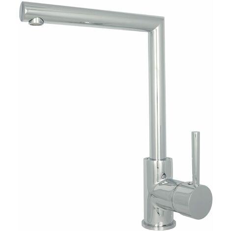Spültischarmatur Küchenarmatur Wasserhahn Hochdruck in Chrom