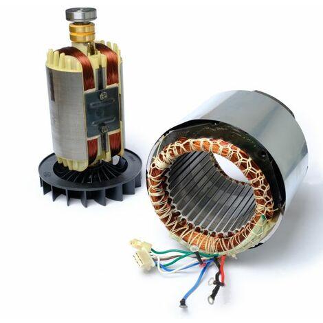 """Spule Strom Generator Stator Rotor für Stromerzeuger 13 PS 3-Phase von DeTec.-""""WK4000010102"""""""