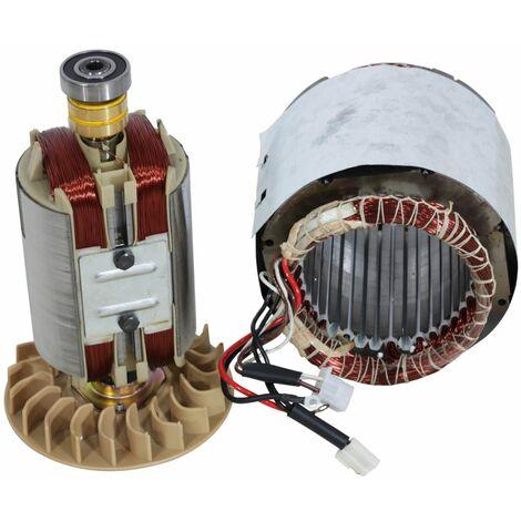 """Spule Strom Generator Stator Rotor für Stromerzeuger 6,5-7 PS 1-Phase von DeTec.-""""WK4000010100"""""""