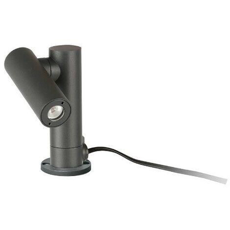 SPY-1 Sobremuros-Aplique gris oscuro