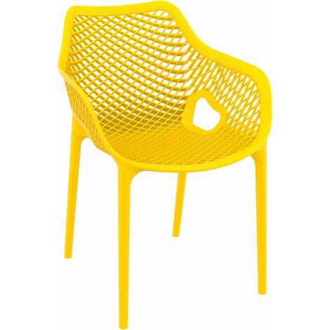 Spyro Arm Chair - Yellow