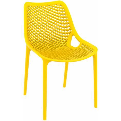 Spyro Side Chair - Yellow