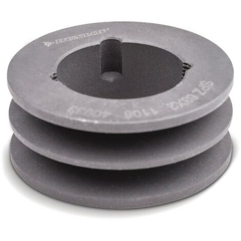 SPZ V-Pulleys - Taper Bore