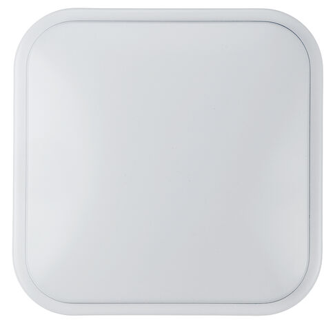 Square Ceiling Down Light LED Lamp Chandelier Acrylic Panel Flush Mounted Fixture White