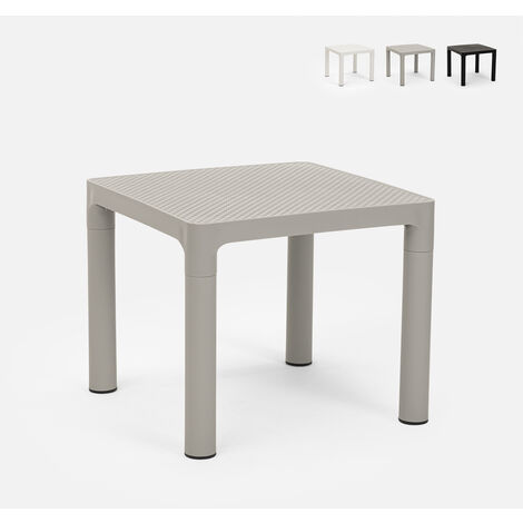 Square modern deisgn 45x45 coffee table for indoor and outdoors AVIAT