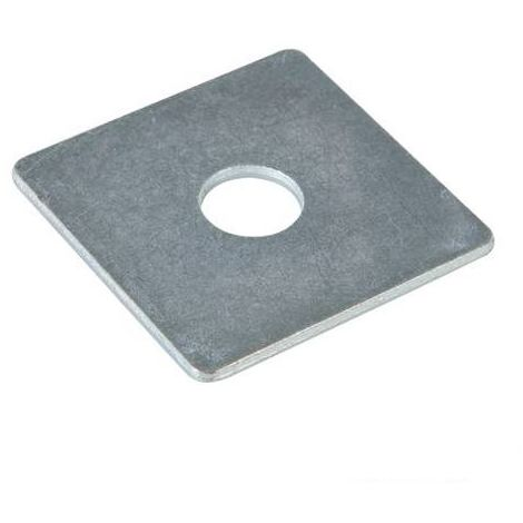 Square Plate Washers 10pk - 50mm x M12