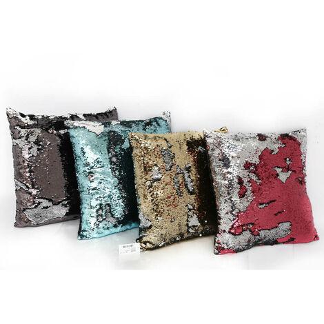 Square Sequin Cushion