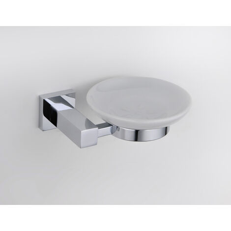 Square Soap Dish Holder