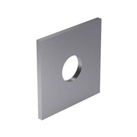 Square washer DIN 436 Steel Hot dip galvanized