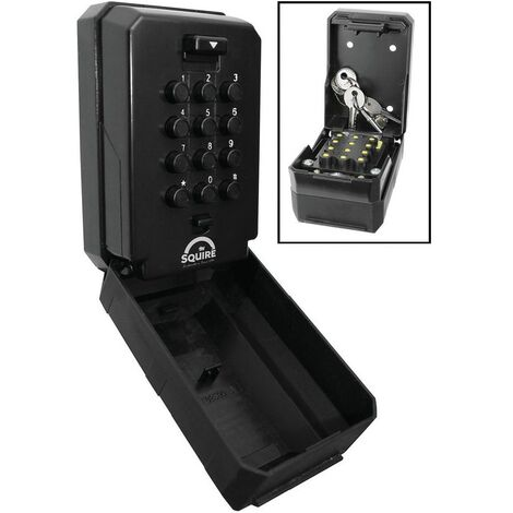 Squire Keykeep2 Combination Key Box Padlock