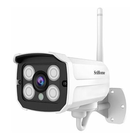 Sricam - Caméra wifi extérieure / intérieure SH024 3MP