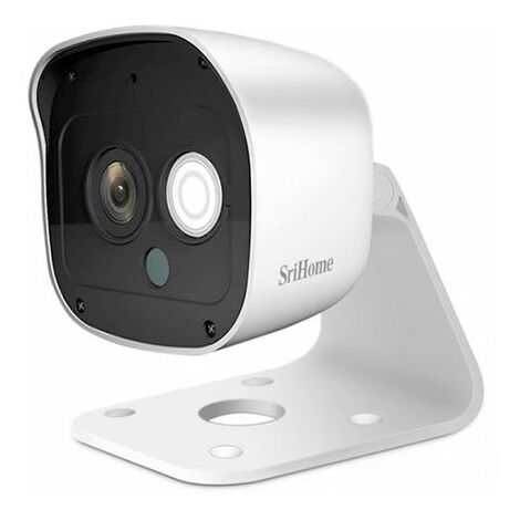 Sricam - Caméra wifi extérieure / intérieure SH029 3MP