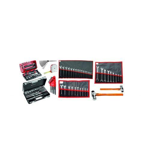 SR.P3 Pack Pouce 3: Sélection de 115 outils métiers en pouces 1168.43