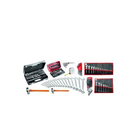 SR.P4 Pack Pouce 4: Sélection de 131 outils métiers en pouces 1601.64